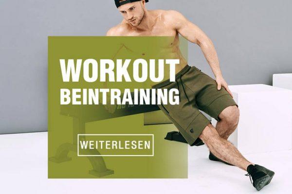 Beintraining – Beinmuskeln effektiv und sicher aufbauen