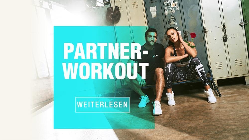 Partner-Workout mit dem passenden Equipment