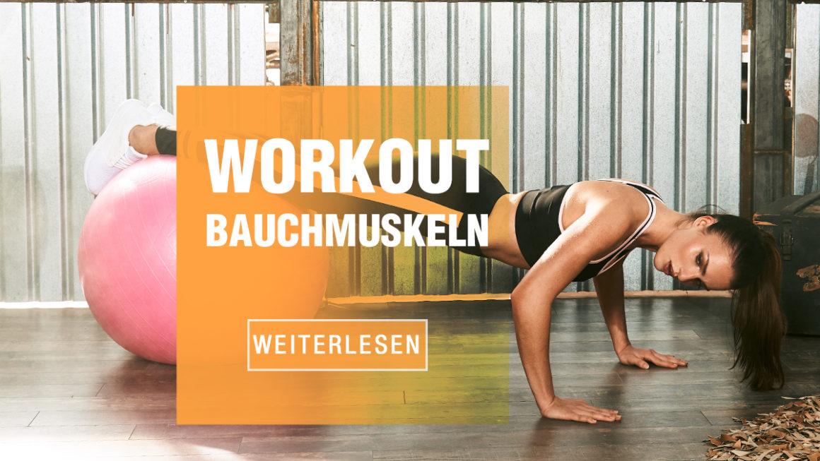 9 effektive Übungen für einen starken Bauch