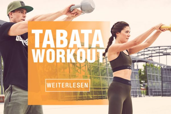 Tabata-Training – Das 5 Minuten Intervall-Workout
