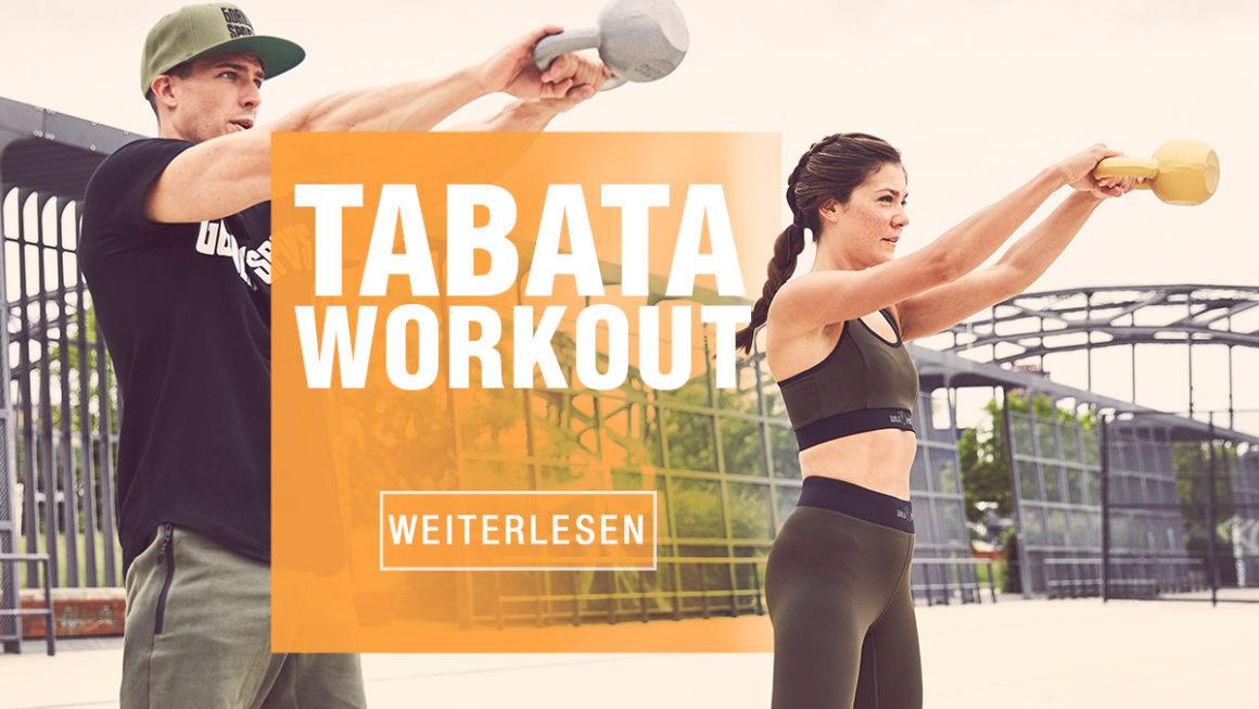 Tabata-Training – Das 5 Minuten Intervall-Workout