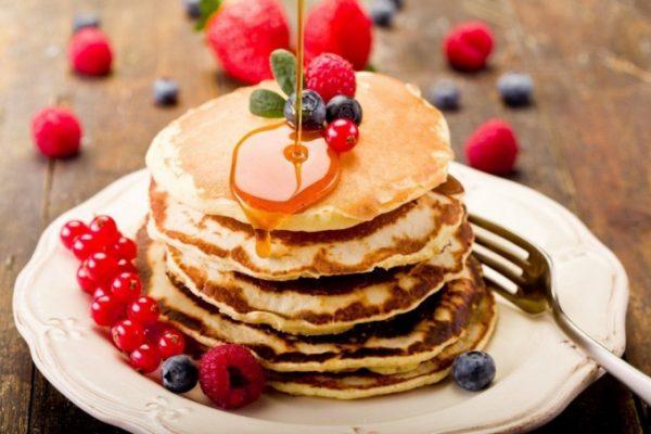 10 Protein Pancakes Rezepte