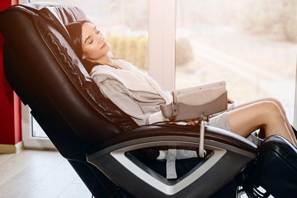 Massagesessel – Wellness in den eigenen vier Wänden