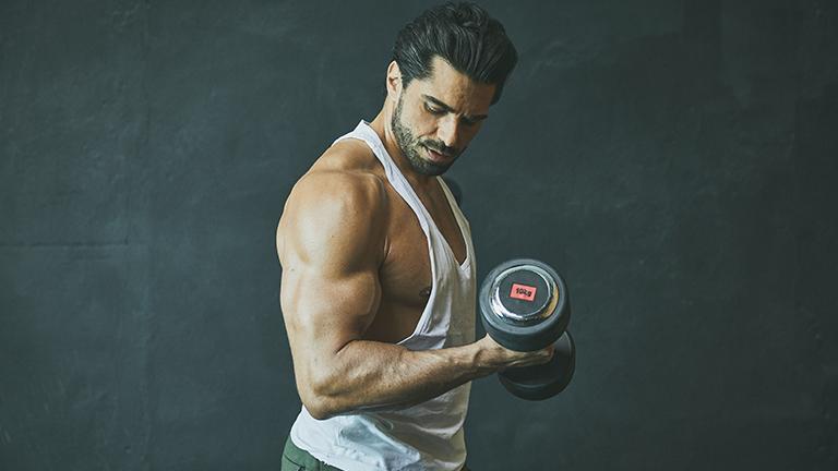 Gesunder Muskelaufbau beim Krafttraining