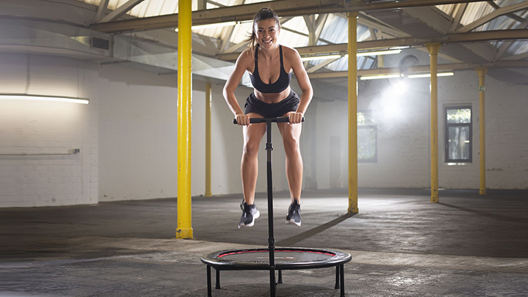 Jumping Fitness – effektives Trampolin-Workout mit maximalem Spassfaktor!