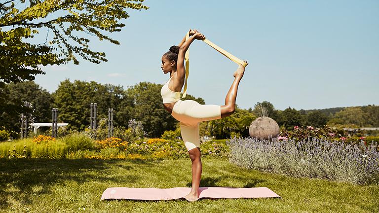 Finde Deine innere Mitte mit Yoga