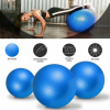 Gymnastikball Fitness Sitzball 75 cm BLAU - Gorilla Sports