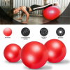 Gymnastikball Fitness Sitzball 65 cm Rot