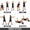 Kettlebell Neopren 22 KG - Gorilla Sports