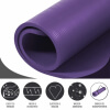 190 x 60 x 1,5 YOGAMATTE PURPLE - Gorilla Sports