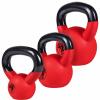 Neopren Kettlebellset 24 KG (4 KG /8 KG /12 KG) - Gorilla Sports'