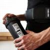 Gorilla Sports Shaker schwarz 700ml