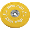 140 kg Olympia Bumper Plates Langhantelset