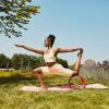 Yoga Rad Grün