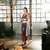Latex Fitnessband Pink 120 cm
