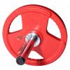 Hantelscheiben Set 50/51mm Chrom 5 kg