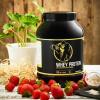 Whey Protein Erdbeer 750g