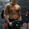 Men's Health Langhantelset Olympia 127 KG