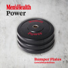Men's Health Bumper Plates 5-25 KG