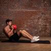 Men's Health Fitnessmatte 173x61x0,6 cm