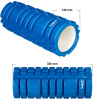 Massagerolle Foam Roller Blau