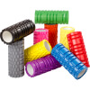 Massagerolle Foam Roller Gelb