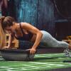 Women's Health Balance-Ball inkl. Fitnessbänder