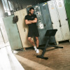 Rückentrainer klappbar