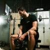Adjustable Long Bar Rack - Gorilla Sports
