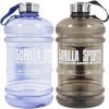 Gallone Trinkflasche 2,2 Liter in schwarz oder blau