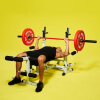 HQ - Urethan Bumper Plates 20 KG