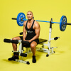 HQ - Urethan Bumper Plates 25 KG