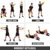 Kettlebell Neopren 12 KG - Gorilla Sports