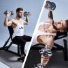 Multi Flachbank weiss - Gorilla Sports