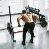 Multi Squat Rack verstellbare Ablage - Gorilla Sports