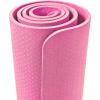 Yoga Fitnessmatte 10 mm Pink