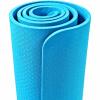 Yoga Fitnessmatte 4 mm Türkis
