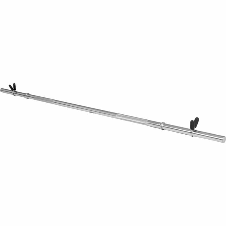 Langhantelstange mit Federverschluss 170 cm - Gorilla Sports