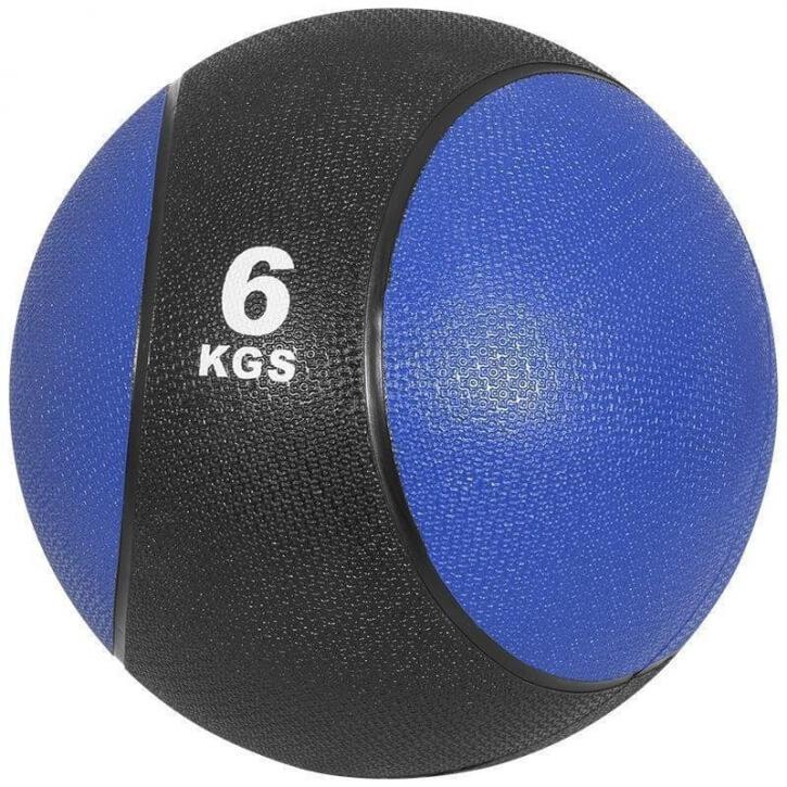 Medizinball 6 KG - Gorilla Sports
