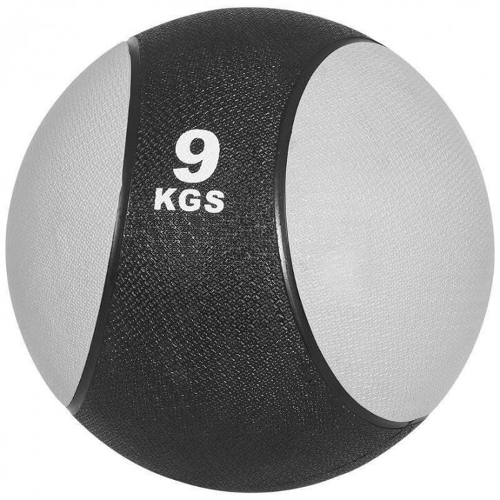 Medizinball 9 KG - Gorilla Sports