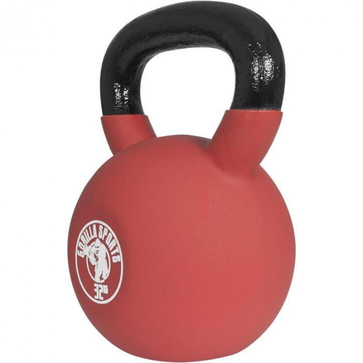 Kettlebell Neopren 32 KG - Gorilla Sports
