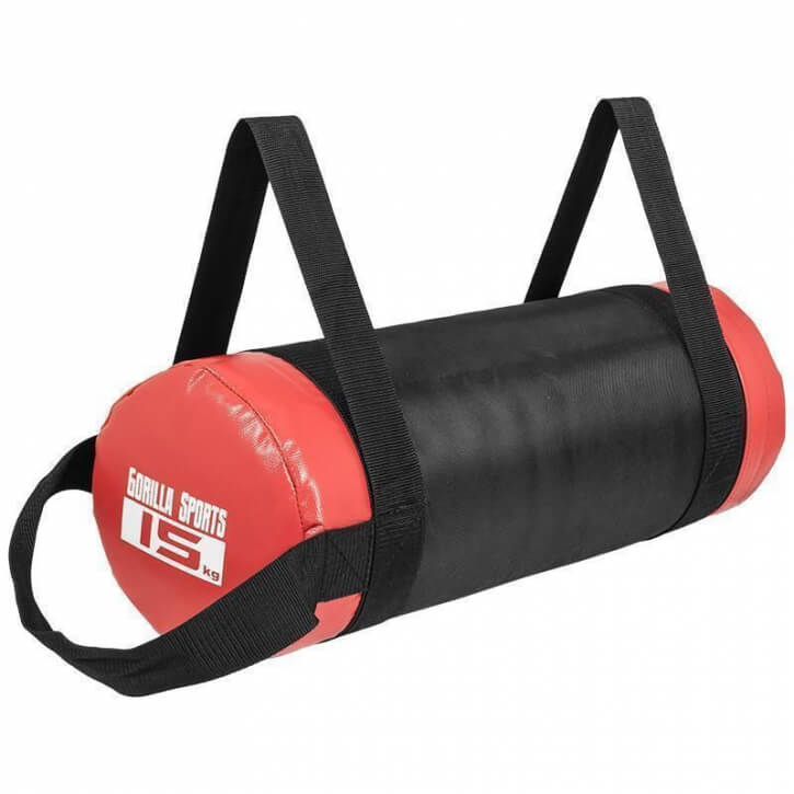 Sand Bag Schwarz/Rot 15 KG