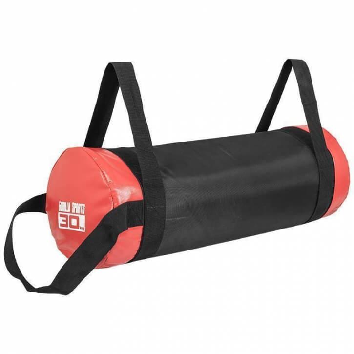Sand Bag Schwarz/Rot 30 KG