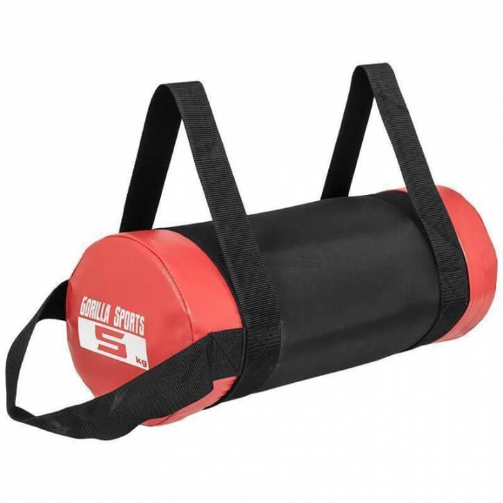 Sand Bag Schwarz/Rot 5 KG