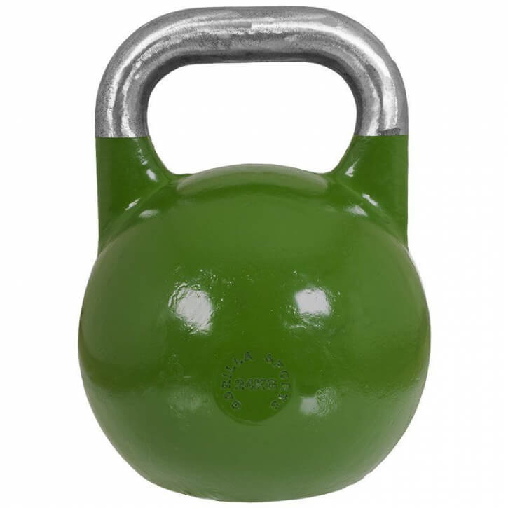 Competition Kettlebell Profi 24 KG - Gorilla Sports