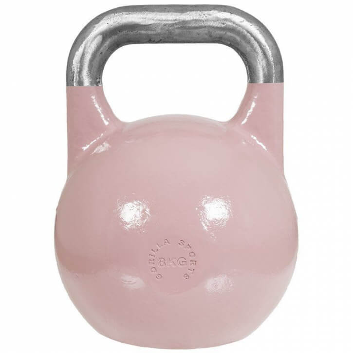 Competition Kettlebell Profi 8 KG - Gorilla Sports