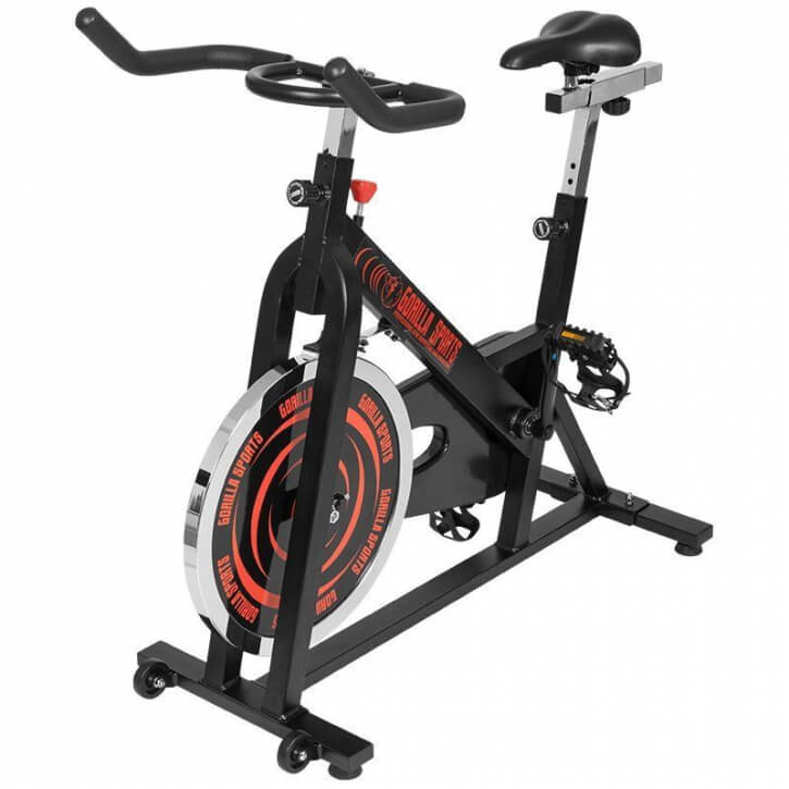 Indoor Cycling Fahrrad - Gorilla Sports