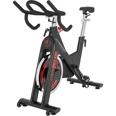 Indoor Cycling Fahrrad gross - Gorilla Sports