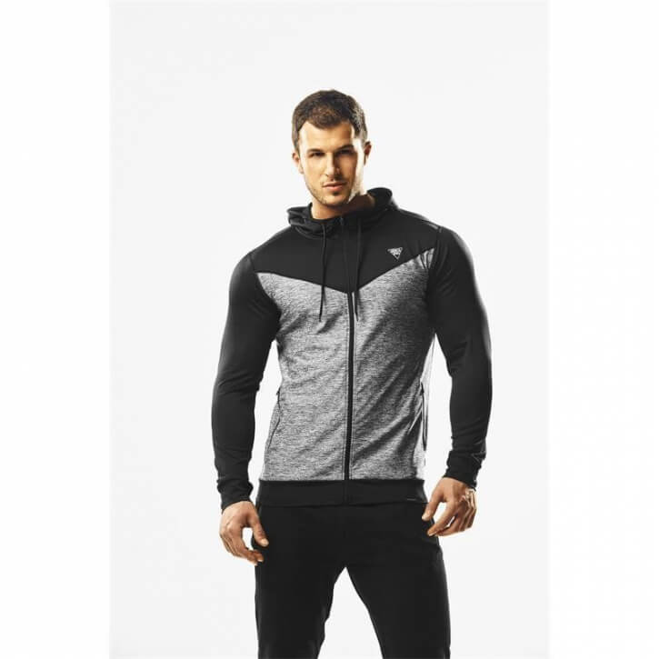 Gorilla Sports Functional Zip Hoody S - XXL