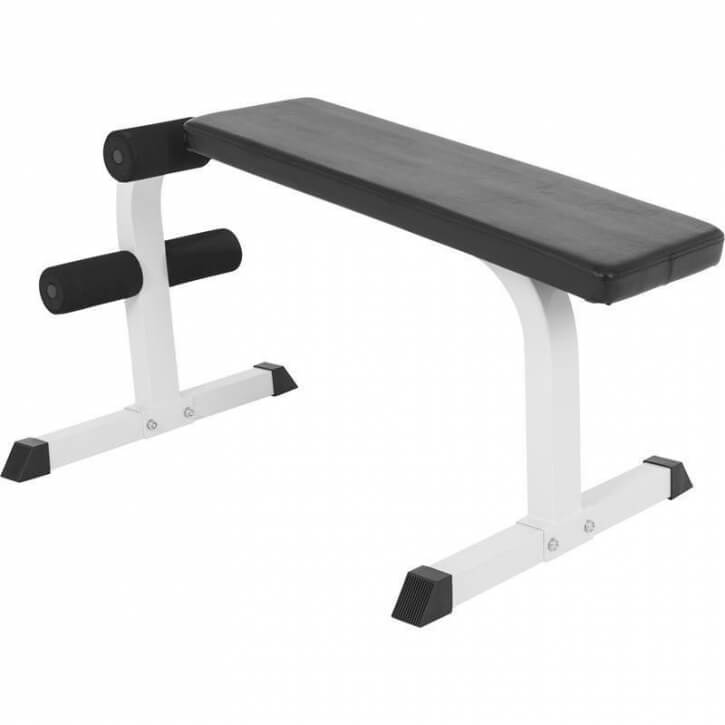 Bauchtrainer Sit-Up Hantelbank - Gorilla Sports